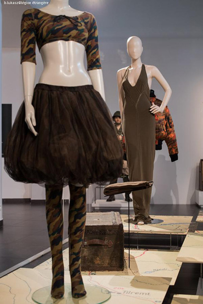 Quand le vestiaire militaire inspire la mode - Fashion Spider - Fashion Spider – Mode, Haute Couture, Fashion Week & Night Show | Expositions - Culture | Scoop.it