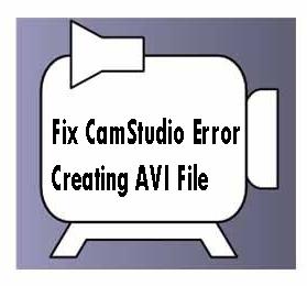 Fix CamStudio Error Creating AVI File | File Repair Tool | Scoop.it