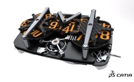 FashionLab : la 3D au service de la haute horlogerie | FashionLab | Scoop.it