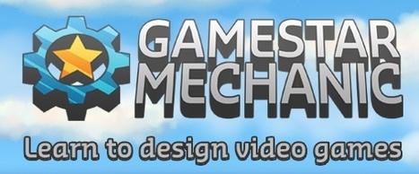 Gamestar Mechanic | Recursos Homeschooling | Scoop.it