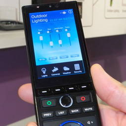 New RTI Keypads, Remotes Include T3x with Camera, Mic - Cedia ... | home automation and control | Scoop.it