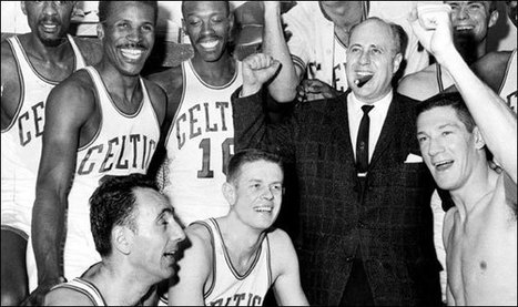 Red Auerbach's Leadership Secret to Winning 9 Titles in 11 Years | The Daily Leadership Scoop | Scoop.it