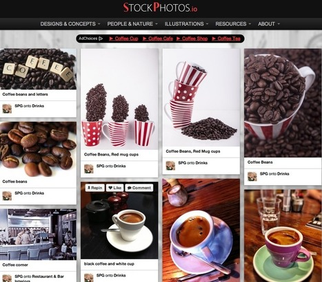 53+ Free Image Sources For Your Blog and Social Media Posts | Transforming small business | Scoop.it