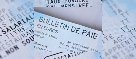 Le bulletin de paie, un justificatif très encadré - NetPME.fr | code du travail, code de la sécurité sociale | Scoop.it