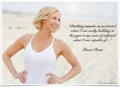 On Resilience, Fitness and Leadership with @ToscaReno | Wild Resiliency | Scoop.it