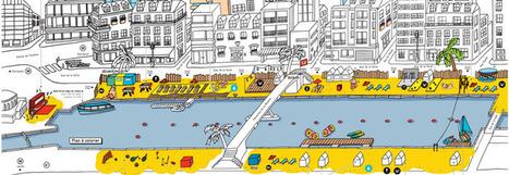 Paris PLAGES 2015:  vivre autrement l'été dans la capitale | actions de concertation citoyenne | Scoop.it