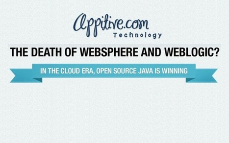 The Death of Websphere and Weblogic | Appitive.com | Scoop.it