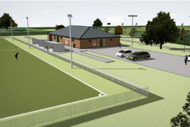 Lincolnshire football club to get £400k new pavilion - This is Lincolnshire | Best football club in the world? | Scoop.it