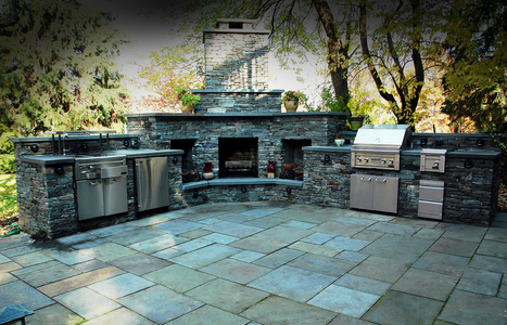 Outdoor Kitchens | assertible | Scoop.it