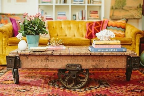 13 Decorating Risks Totally Worth Taking in 2016 | Decor and Style | Scoop.it