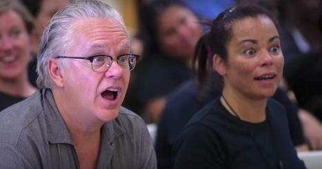Tim Robbins Has Prison Drama Class That Cuts Recidivism in Half - Good News Network | educational implications | Scoop.it