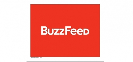BuzzFeed débarque en France | eureka | Scoop.it