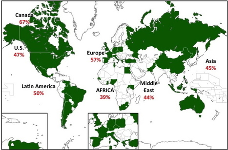 GT BRIEFING: October 2013: The shifting geopolitical landscape   21st Century Leadership   Scoop.it