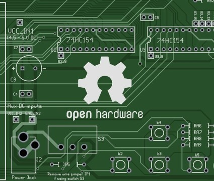 Open Source Hardware Association | Peer2Politics | Scoop.it