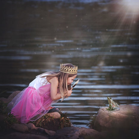 #Storybook #Images Of #Children To Cherish All The Little Things About #Childhood. #art #photography | Luby Art | Scoop.it