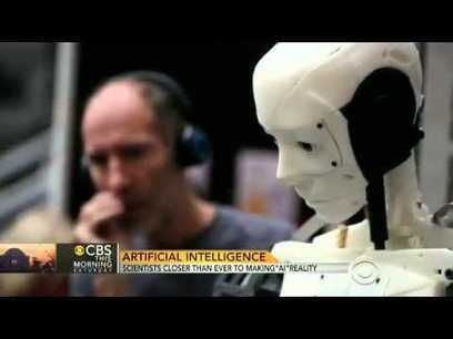 Scientists closer than ever to making artificial intelligence a reality | Artificial Intelligence | Scoop.it