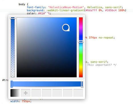 Novedades de Panic Coda 2   El Blog Email Marketing y Diseño Web   Noticias de diseño gráfico   Scoop.it