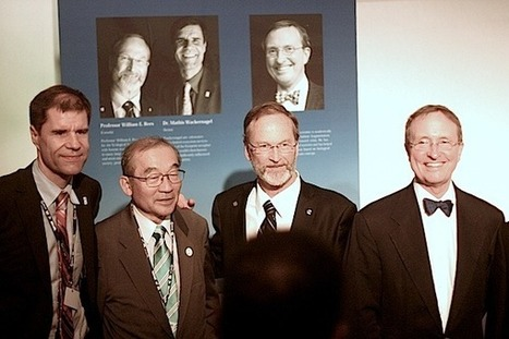 2012 Blue Planet Prize Winners Offer Hope for Greener World | The Great Transition | Scoop.it
