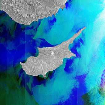 Earth from Space: Aphrodite's island | Scientificus | Scoop.it
