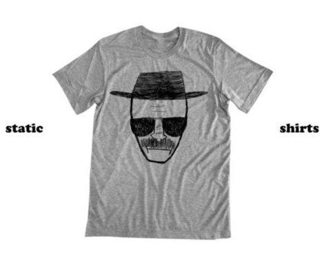 Heisenberg TShirt | Breaking Bad Shirt | New T-Shirt | Scoop.it