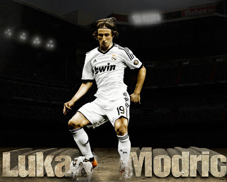 New Luka Modric wallpaper HD Real madrid 2013 - 2014 | FULL HD (High Definition) Wallpapers, Pictures For Desktop & Backgrounds | Real Madrid WALLPAPERS, PICTURES FOR DESKTOP & BACKGROUNDS | Scoop.it