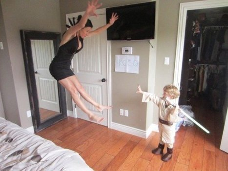 These adults deserve a gold star in the parenting department (43 Photos) | Strange days indeed... | Scoop.it
