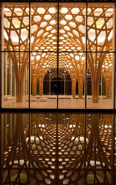Shigeru Ban : prix Pritzker d'architecture 2014 | Les Gentils PariZiens : style & art de vivre | Scoop.it