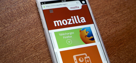 Firefox arrive finalement sur iOS | En vrac | Scoop.it