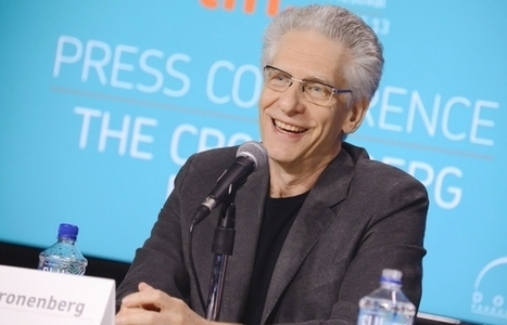 David Cronenberg announces latest Project at TIFF - Montreal Gazette | 'Cosmopolis' - 'Maps to the Stars' | Scoop.it