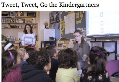 Twitteren in een kleuterklas | Kleuters en ICT | Scoop.it