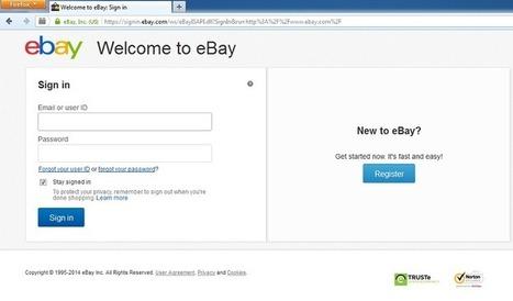 Top Five Ecommerce Websites use EV SSL, Why sho... | Websites - ecommerce | Scoop.it