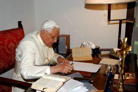 Encore une lettre du Vatican : après François, c'est Benoît XVI qui ... - Aleteia | Catholic church | Scoop.it