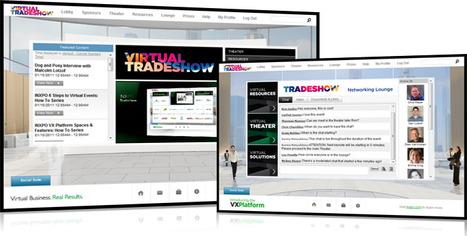 INXPO - Applications | Virtual Trade Shows | virtual tradeshow | Scoop.it