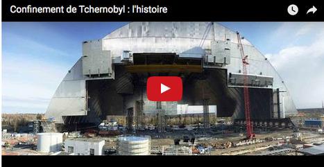 L'histoire du confinement de Tchernobyl | Architecture et Construction | Scoop.it