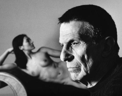 Nude Photography by Leonard Nimoy | j'men cris | Scoop.it