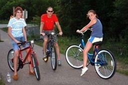 Bike Rides: A Great Way to Roll with the Kids | The Beauty Of A Bicycle | Scoop.it