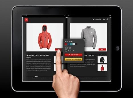 Usages : les tablettes idéales pour le shopping ? : Capitaine Commerce 3.6 | Mobile paiement, Mobile marketing, Titres prépayés | Scoop.it