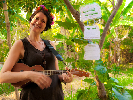 Permaculture Singing Interview with Toni at Panya Project Thailand ... | A perennial future | Scoop.it
