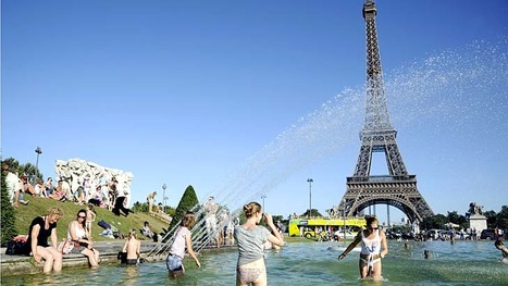 September matches global heat record, US says   Climate change challenges   Scoop.it