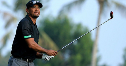Dubai Desert Classic : Woods: I didn't hit it very good | Globe Greens | Scoop.it