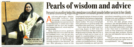 Pearls of Wisdom | Gem therapy using Jyotish Gemstones | Scoop.it
