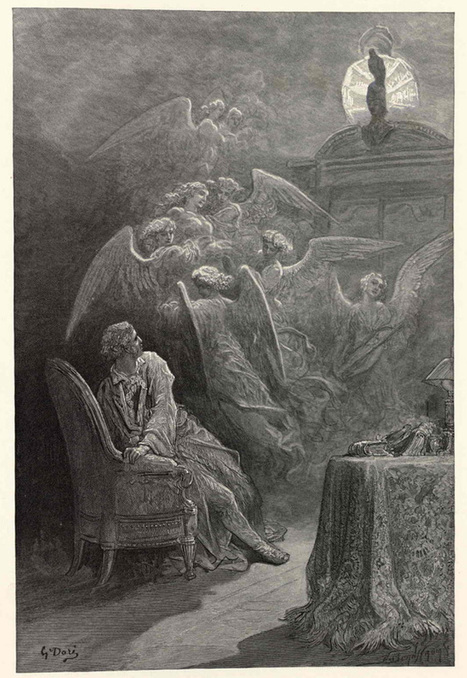 Rediscovering the Dark Splendor of Gustave Doré with Edgar Allan Poe | Edgar Allan Poe | Scoop.it