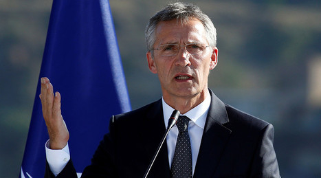 NATO won't speculate on who struck aid convoy in Syria – Stoltenberg to RT | Saif al Islam | Scoop.it