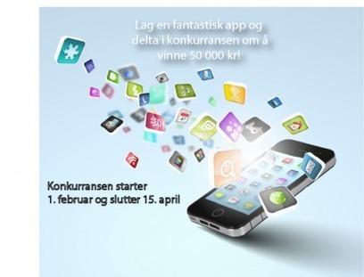 Apps4Norge.no   Lag en fantastisk app - Difi   Open Government Daily   Scoop.it
