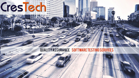 CresTech Software Systems - Google+ | Software Testing | Scoop.it