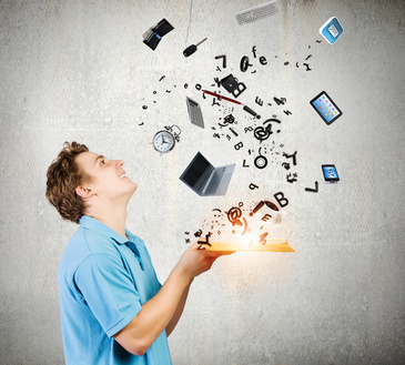 La génération Z : 100% native d'Internet ? | Des souris et des hommes | Scoop.it