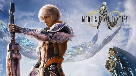 Mobius Final Fantasy for iPhone - Appiod | Breaking News of Technology | Scoop.it