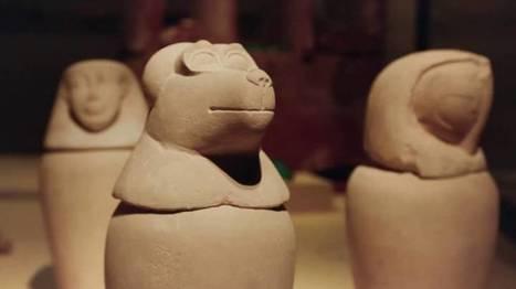 Medio siglo excavando en Egipto | Egiptología | Scoop.it