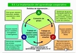 CÓMO APRENDER A COOPERAR PASO A PASO (I) La cohesióngrupal | IKASKETA KOOPERATIBOA | Scoop.it