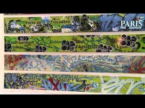 Expo graffeurs: 'Ne pas effacer' . Galerie Wallworks | calligraphik | Scoop.it
